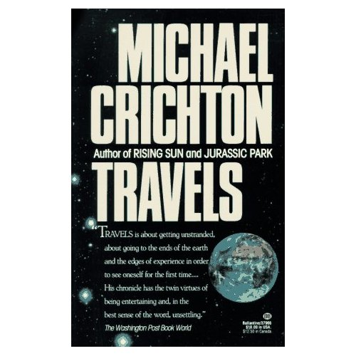 "travels michael crichton the secret map ""cut"