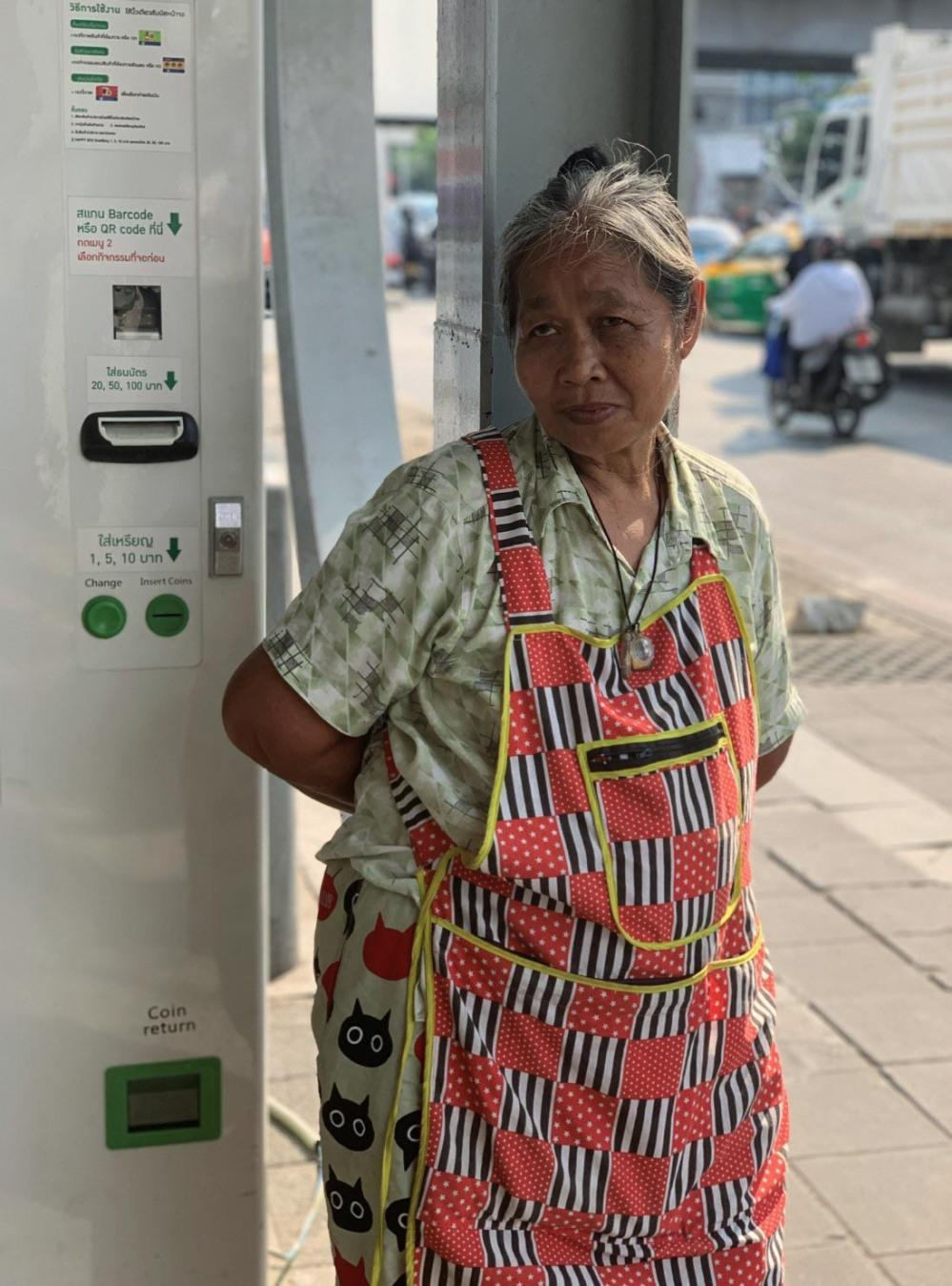 bangkok lady